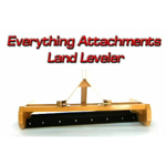 Everything Attachments Land Grader